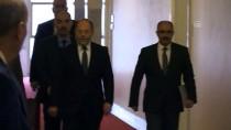 MAHMUT TANAL - Başbakan Yardımcısı Recep Akdağ CHP'yi Ziyaret Etti