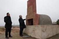 HEREKE - Başkan Baran, Yukarı Hereke'de Yapılan Köy Fırınını İnceledi