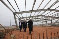 HEREKE - Başkan Baran, Yukarı Hereke'deki Çalışmaları İnceledi