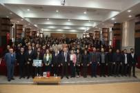 DERYA BAKBAK - Başkan Tahmazoğlu, Öğrencilerle Kariyer Günlerinde Buluştu