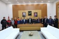 HÜSEYIN KAŞKAŞ - Başkan Toçoğlu Açıklaması 'Depreme En Büyük Hazırlık Sağlam Yapılardır'