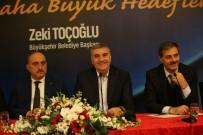 FEVZI KıLıÇ - Başkan Toçoğlu Açıklaması 'Serdivan'da Su Kaybını Yüzde 75 Azalttık'