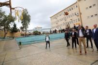 YUSUF ŞIMŞEK - Başkan Türel, Demre'de Öğrencilerle Buluştu