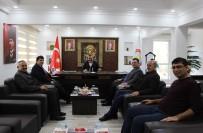 TARAŞÇı - Başkan Tutal, Yamaç Paraşütü Çalışmalarını Hızlandırdı