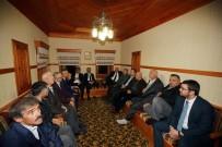 ALIM GÜCÜ - Başkan Yaşar, Yuva'ya Konuk Oldu