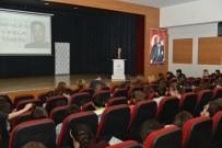 MUSTAFA BOZBEY - Bozbey Öğrencilere İnovasyon Çalışmalarını Anlattı