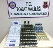 DEĞIRMENLI - Çanta Astarlarından Bin 213 Paket Kaçak Sigara Çıktı