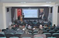 Çifteler'de 'Uyuşturucu Kullanımı Ve Madde Bağımlılığı' Konferansı Düzenlendi