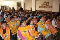 TEMA VAKFı - Çocuklara Küresel Isınma Ve Çevremize Etkileri Konulu Konferans Verildi