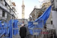 SUR BELEDİYESİ - Diyarbakırlı Esnaf Ve Vatandaşların Dört Ayaklı Minare Sevinci