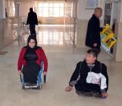 ÇOCUK FELCİ - Engelli Çift, Seferberlikle Son Engeli De Aştı