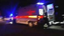 YOL ÇALIŞMASI - Erzurum'da korkunç kaza! 4 ölü, 1 yaralı