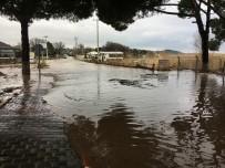 Ezine'de Sel Felaketi