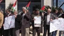 RAMALLAH - Filistinlilerden ABD Temsilciliklerinin Kapatılması Talebi
