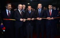 GALATASARAY BAŞKANı - Galatasaray Müzesi açıldı