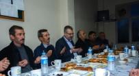 SABAH NAMAZı - 'Halil İbrahim Sofrası' Kedikaya Mahallesi'nde Kuruldu
