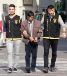 MEHMET ERDEM - Hava Kompresörü Çaldı, Polisten Kaçamadı
