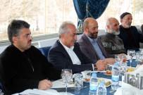 BÜLENT YıLDıRıM - İHH Genel Başkanı Yıldırım Rektör Çomaklı'yı Ziyaret Etti