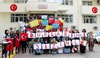 BÜYÜK ŞEYTAN - İmam Hatipli Kız Öğrenciler Askerlik Şubesinde
