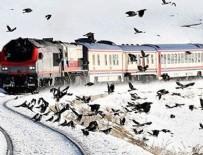 Kaçak göçmenlerin 'Doğu Ekspresi' yolculuğu erken bitti