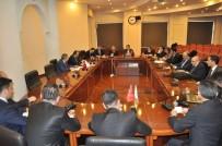 BATı KARADENIZ - Kalkınma Ajansları Kalkınma Bakanlığı'nda Ortak Sorunları Ele Aldı