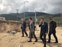 ELEKTRİK ÜRETİMİ - Kırkağaç'ın Çöp Sorununa Neşter Vuruluyor
