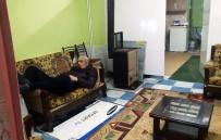 ŞAIR EŞREF - Komşularının Hareketsiz Yattığını Görünce Paniğe Kapıldılar