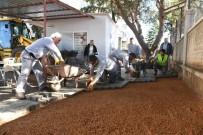 KONYAALTI BELEDİYESİ - Konyaaltı Belediyesi'nden Okula Kilit Taşı