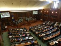 MECLIS GENEL KURULU - Kosova Meclisi Genel Kurulu Ertelendi