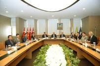 ERZİNCAN VALİSİ - KUDAKA Yönetim Kurulu Erzurum'da Toplandı