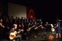 KUŞADASI BELEDİYESİ - Kuşadası'nda 'Doğu Anadolu'dan Esintiler' Konseri