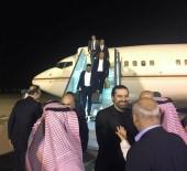 SAAD HARİRİ - Lübnan Başbakanı Hariri Riyad'da