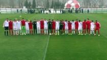 MIRCEA LUCESCU - Lucescu, Spor Toto 1. Lig Karmalarının Maçını İzledi