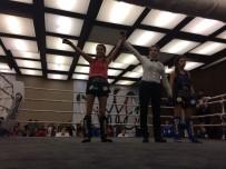 TÜRKIYE MUAY THAI FEDERASYONU - Mersinli Sporcu Antalya'daki Muay Thai Şampiyonası'ndan İkincilikle Döndü