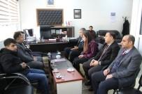DERECIK - MHP İl Başkanı Özbek Şemdinli'de