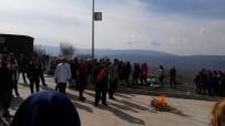 DOĞAL AFET - Niksar Belediyesi İtfaiye Ekipleri Yangın Tatbikatı Düzenledi