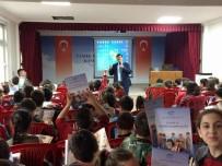 ÇİZGİ FİLM - Öğrencilere sosyal güvenlik anlatıldı