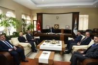 ÖMER TORAMAN - OKA Yönetim Kurulundan Başkan Gül'e Hayırlı Olsun Ziyareti