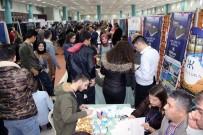 SITKI KOÇMAN ÜNİVERSİTESİ - 'Okul-Sektör Buluşması'na Yoğun Katılım