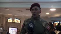 ÖZEL KUVVETLER - 'Ömer Halisdemir Yaşasaydı Şu An Afrin'de Olurdu'