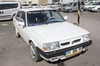 KAYHAN - Otomobil Hırsızları Yakalandı