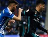 ATLETICO MADRID - Real Madrid'e son dakika şoku