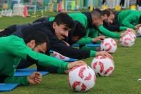 ŞANLıURFASPOR - Şanlıurfaspor, Sakaryaspor Maçının Hazırlıklarına Başladı
