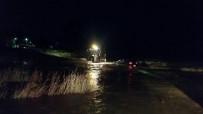 Sel Suları Facia Getirdi Açıklaması 1 Ölü, 1 Kayıp