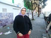PAZARCI - Sele Kapılan Kadın Dehşet Anları Anlattı