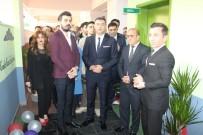 SAVAŞ KONAK - Silopi Kaymakamı Konak Rehberlik Sokağı'nın Açılışını Yaptı