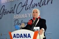 ÖZNUR ÇALIK - 'Sosyal Politikalarda Gönül Adımları Adana'yı Dinliyoruz' Projesi