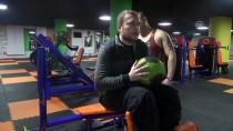 NEBIOĞLU - Spor Ve Uyguladığı Diyet Programıyla Zayıfladı