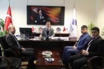 ABDULLAH GÜL - Şuhut Belediye Başkanı Bozkurt'tan İller Bankası Bölge Müdürü Alaçam'a Ziyaret