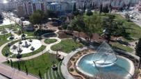 HAŞIM İŞCAN - Tarık Akan Parkı Açılıyor